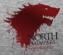 Charger l'image dans la galerie, GAME OF THRONES - T-Shirt The North ... Homme (XL)