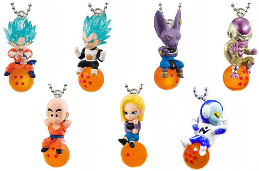 DRAGON BALL Z - Strap Figure QD Mascot Vol 2 - Box 10p
