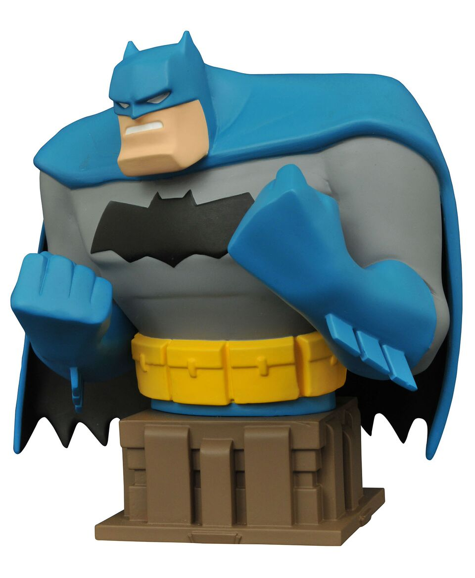 BATMAN The Animated Series - Buste Dark Knight Batman - 15 Cm