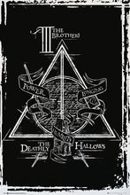 Charger l'image dans la galerie, HARRY POTTER - Poster 61X91 - Deathly Hallows Graphic