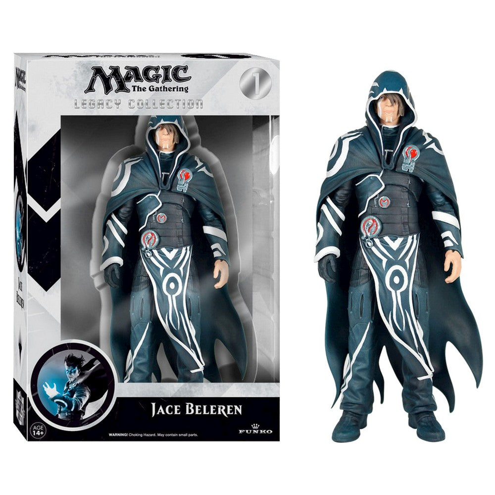 MAGIC - Legacy Action Figure Planeswalkers - Jace Beleren - 15Cm