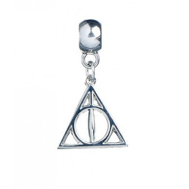 HARRY POTTER - Pendentif Slider Charm 54 - Deathly Hallows