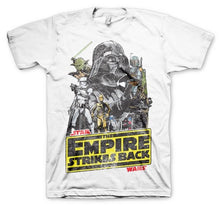 Charger l'image dans la galerie, STAR WARS - T-Shirt The Empires Strike Back (L)