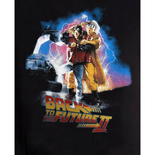 Charger l'image dans la galerie, BACK TO THE FUTURE - T-Shirt Poster Back to the Future Part II (L)