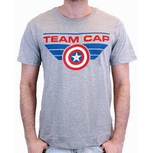 Charger l'image dans la galerie, CIVIL WAR - T-Shirt TEAM CAP - Grey (XL)