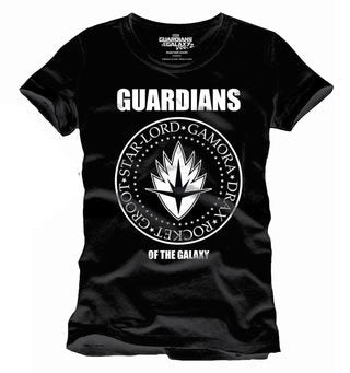 GUARDIANS OF THE GALAXY - T-Shirt Guardians Rock Band (M)