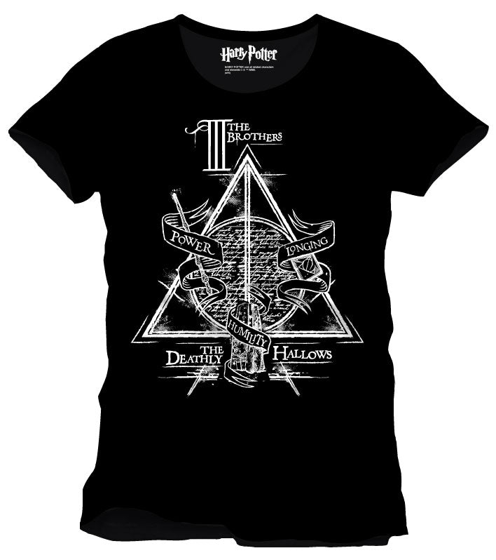 HARRY POTTER - T-Shirt The Brothers (XL)
