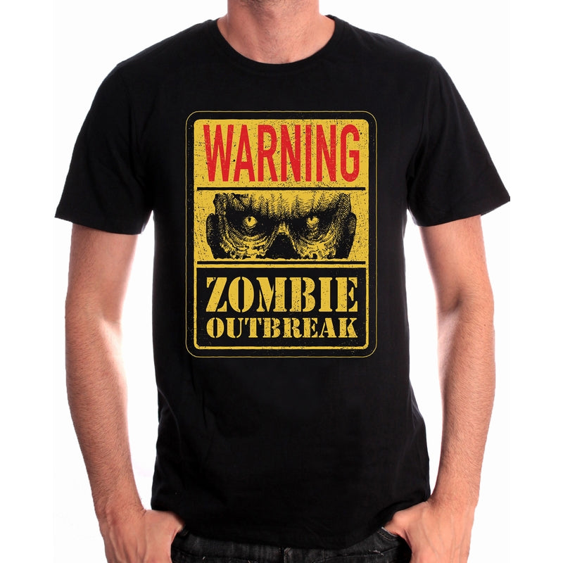 FOR GAMING - T-Shirt Zombie Outbreak (XXL)