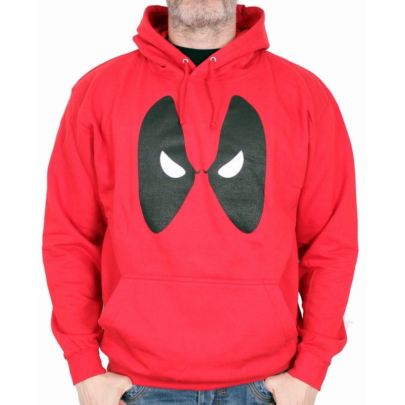 DEADPOOL - MARVEL - Sweat Eyes - Red (S)