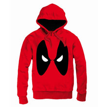 Charger l'image dans la galerie, DEADPOOL - MARVEL - Sweat Eyes - Red (S)