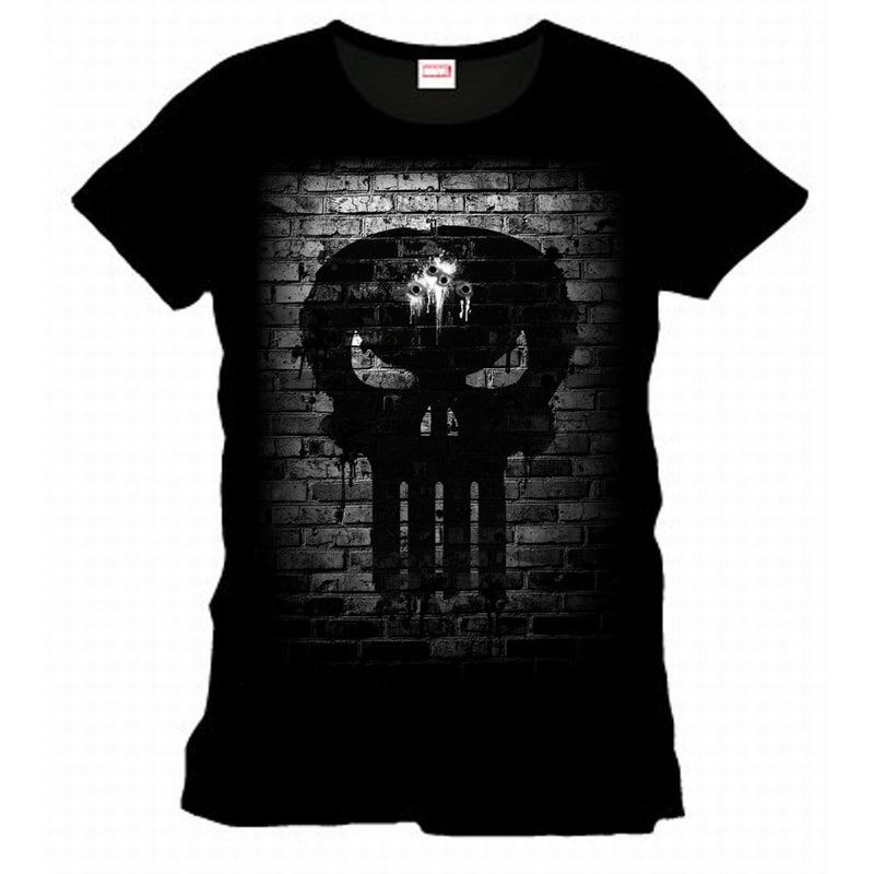 MARVEL - T-Shirt Punisher Bricks (S)