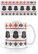 Charger l'image dans la galerie, STAR WARS - Mug - 300 ml - Darth Vader Xmas