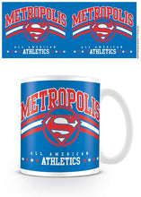 Charger l'image dans la galerie, SUPERMAN - Mug - 300 ml - Metropolis Athletics