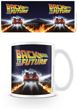 Charger l'image dans la galerie, BACK TO THE FUTURE - Mug - 300 ml - Delorean