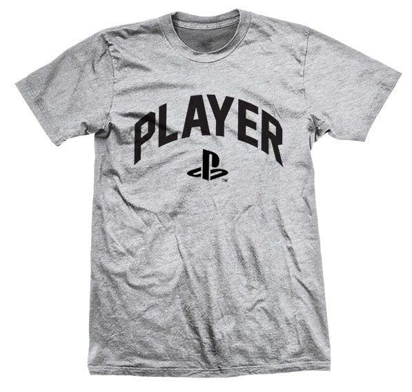 PLAYSTATION - T-Shirt Player (L)