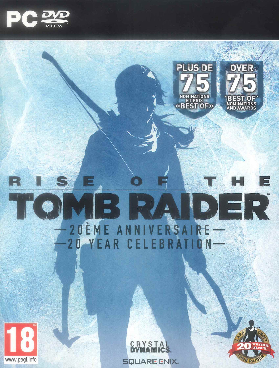 Rise of the Tomb Raider - 20 Year Anniversary - ARTBOOK EDITION