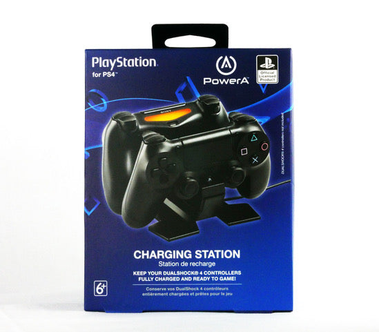 Dual Charging Station PS4 - Official Licensed Product PS4