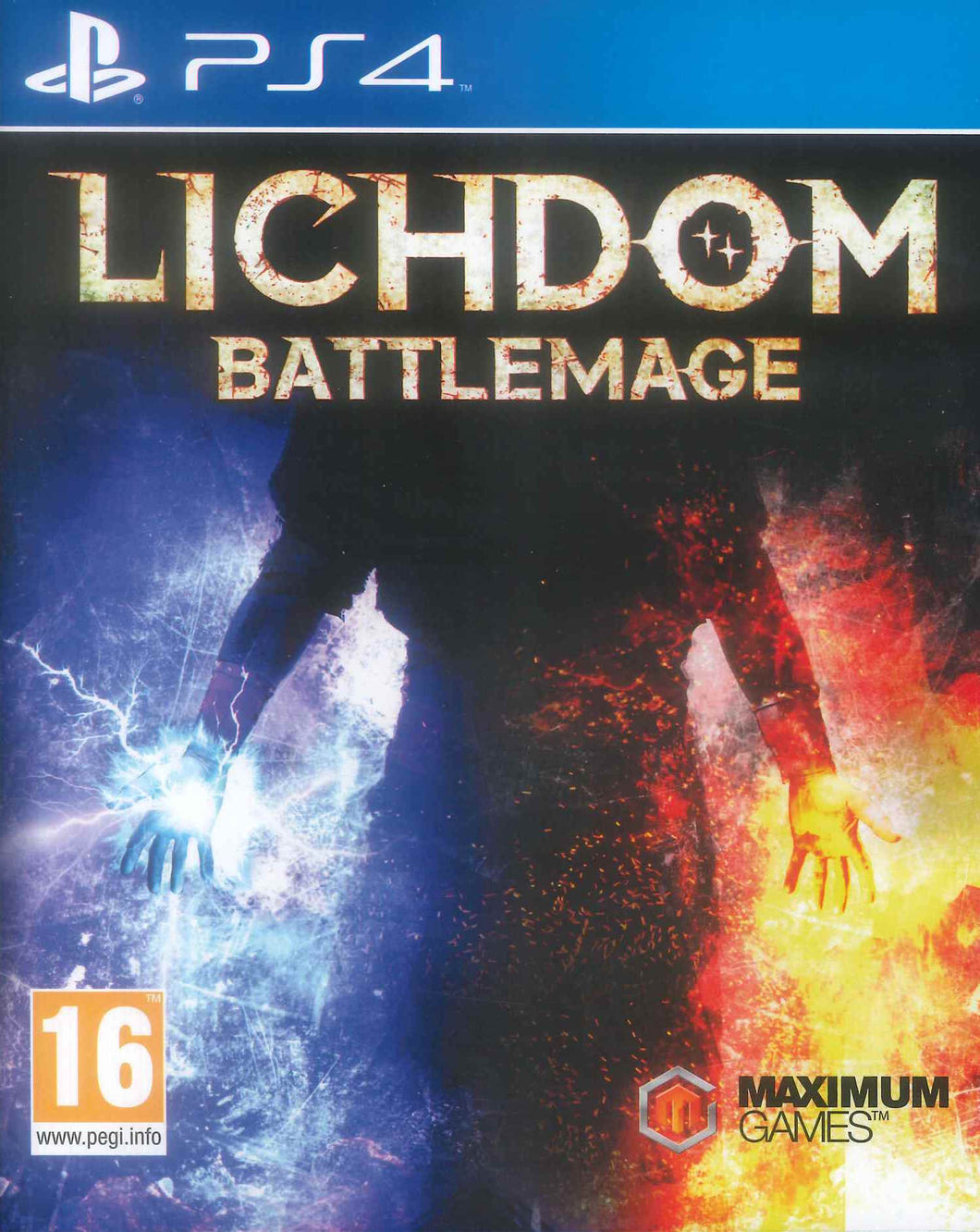 Lichdom Battlemage (Box UK - Game MULTI)