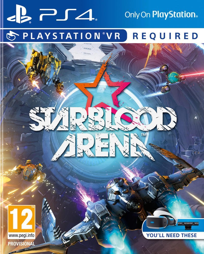 Starblood Arena ( Playstation VR )