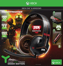 Charger l'image dans la galerie, Gaming Headset Y-350X 7.1 Powered DOOM Edition XBONE/PC Thrustmaster