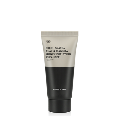 Fresh Slate Clay & Manuka Honey Purifying Cleanser + Masque