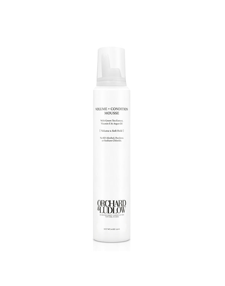 Orchard & Ludlow Volume+Condition Mousse