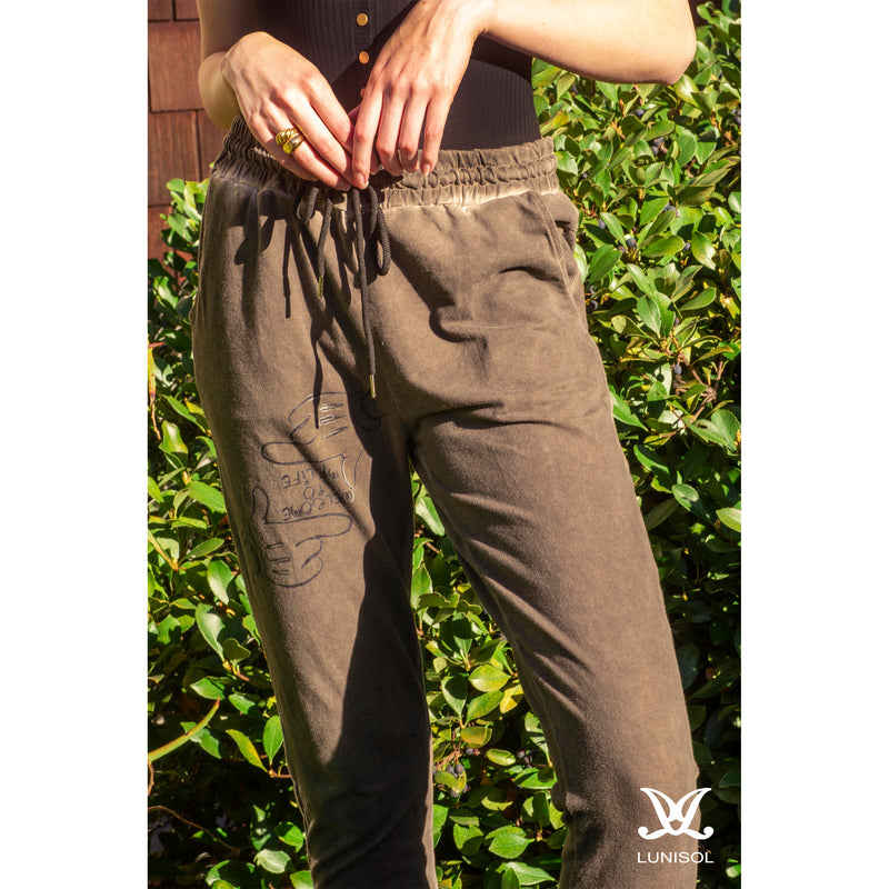 Naples Italian Adjustable Pants- Lunisol Store