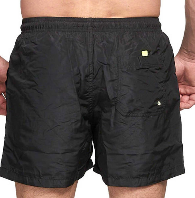 Killer Whale Running Shorts Men Swim Quick Dry