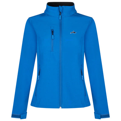Killer Whale Softshell Jackets for Women UK Ladies
