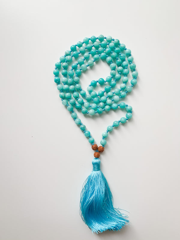 Rudraksh Mala Necklace