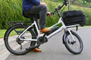 Bike from Point A to Point B and Everything in Between with the CERO One
