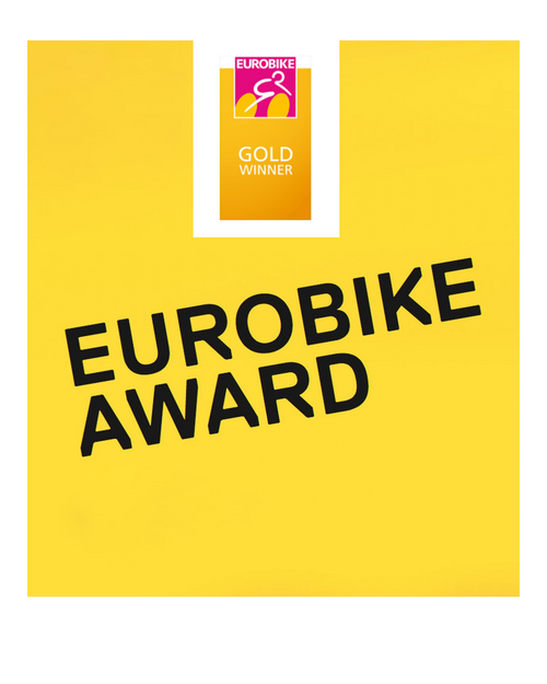 EUROBIKE: Winning the GOLD Award
