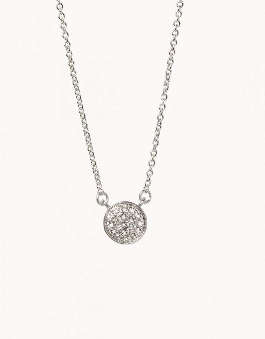SEA LA VIE STRONGER NECKLACE~silver