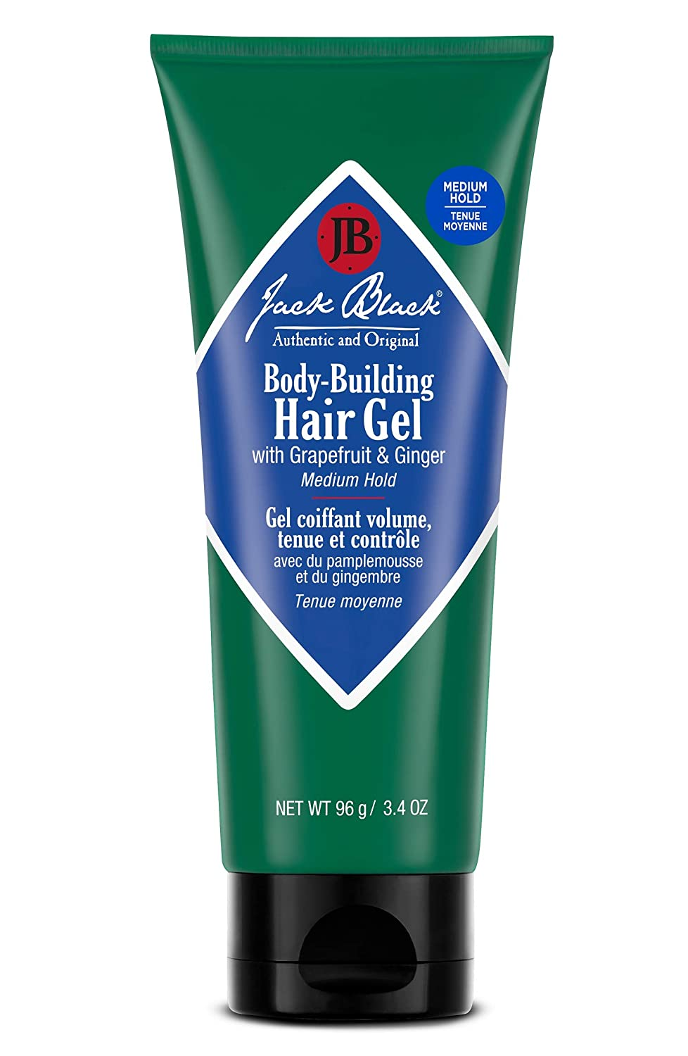 Body-Building Hair Gel