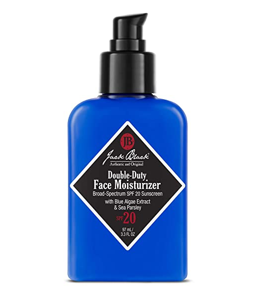 Double-Duty Face Moisturizer