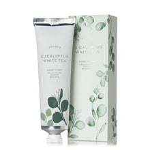 Load image into Gallery viewer, Eucalyptus White Tea Hand Creme