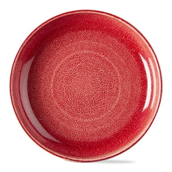 Loft Reactive Glaze Stoneware~Red