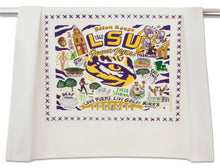 Load image into Gallery viewer, Collegiate Kitchen Towels by Catstudio