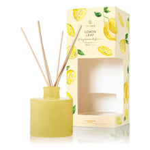 Load image into Gallery viewer, Lemon Leaf Petite Reed Diffuser
