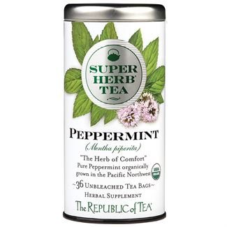 Organic Peppermint SuperHerb® Tea Bags