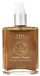 Lustre Drench™ Instant Glow Dry Oil