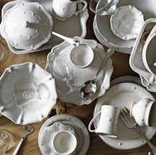 Load image into Gallery viewer, Berry & Thread Whitewash Dinnerware