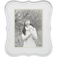 Load image into Gallery viewer, Crown Point Frame (silver) by Kate Spade