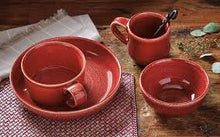 Load image into Gallery viewer, Loft Reactive Glaze Stoneware~Red