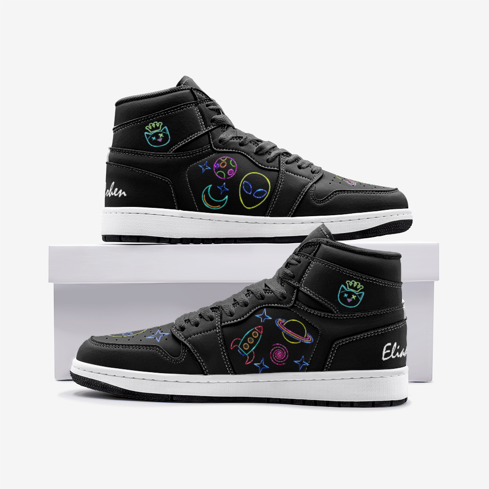 Mr. Eliad  Cosmos Unisex Sneakers