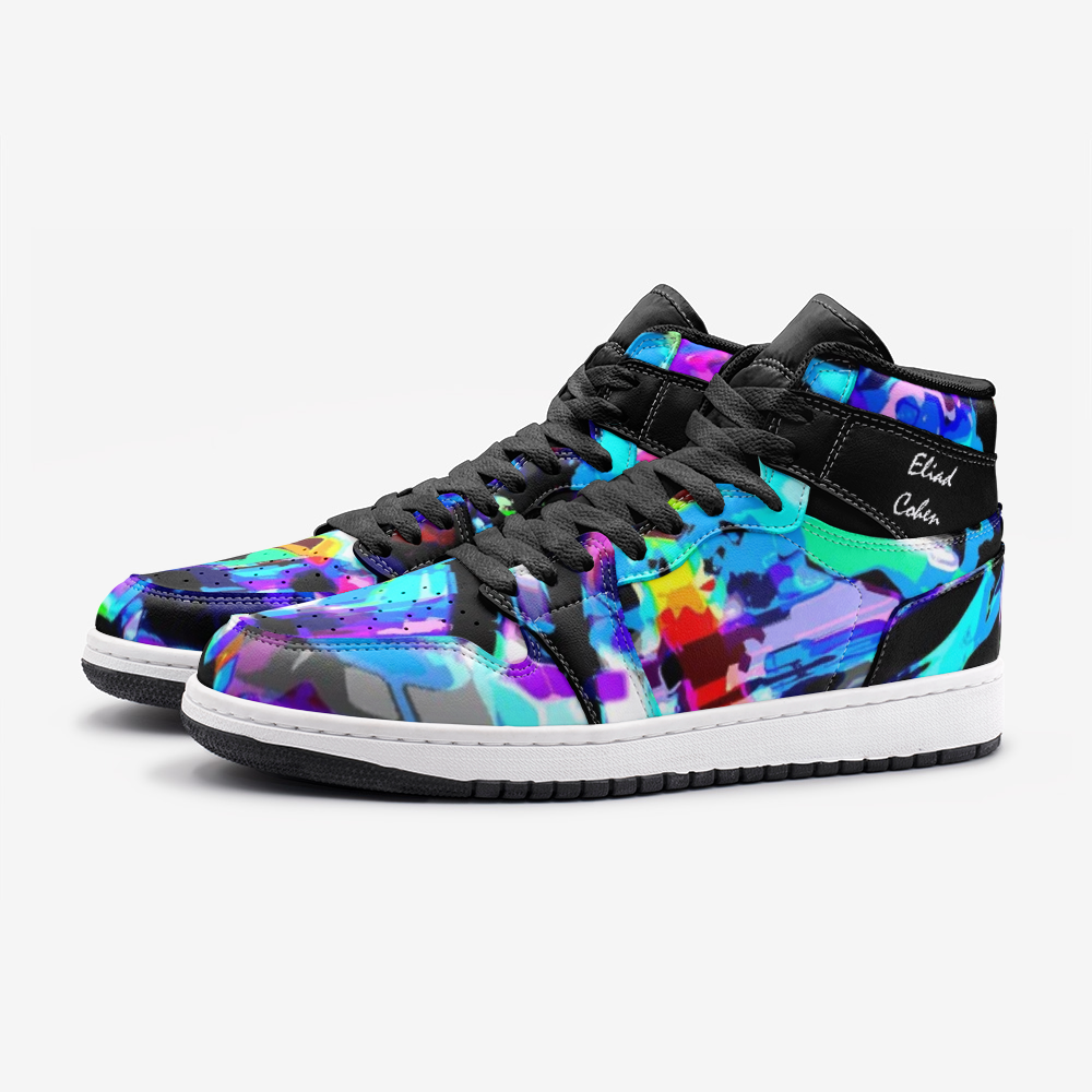 Mr. Eliad  Party Unisex Sneakers