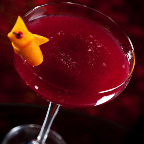 Peep Cosmo Cocktail Fusion