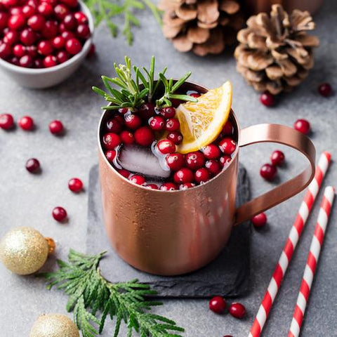 Cranberry Moscow Fusion