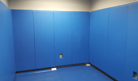 Ak Athletics Wood Backed Wall Padding For Time Out Rooms