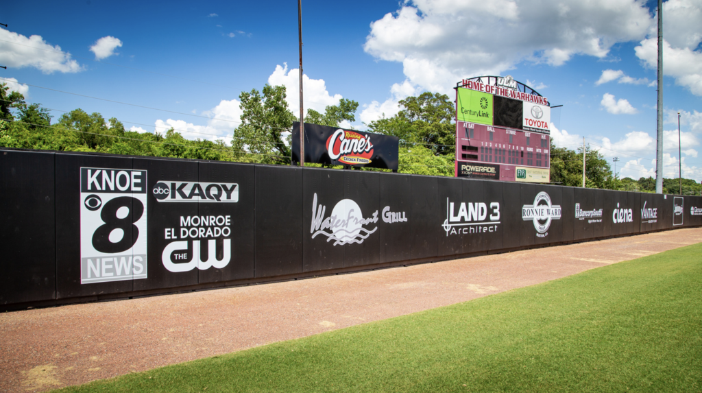 Outdoor Baseball Protective Wall Padding